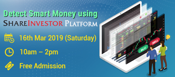 Detect Smart Money using ShareInvestor Platform