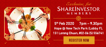 ShareInvestor CNY Members Night 2020