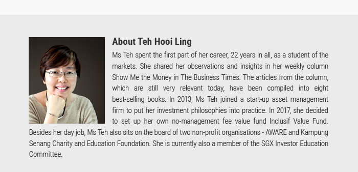 About Teh Hooi Ling