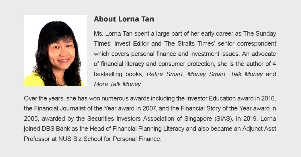 About Lorna Tan
