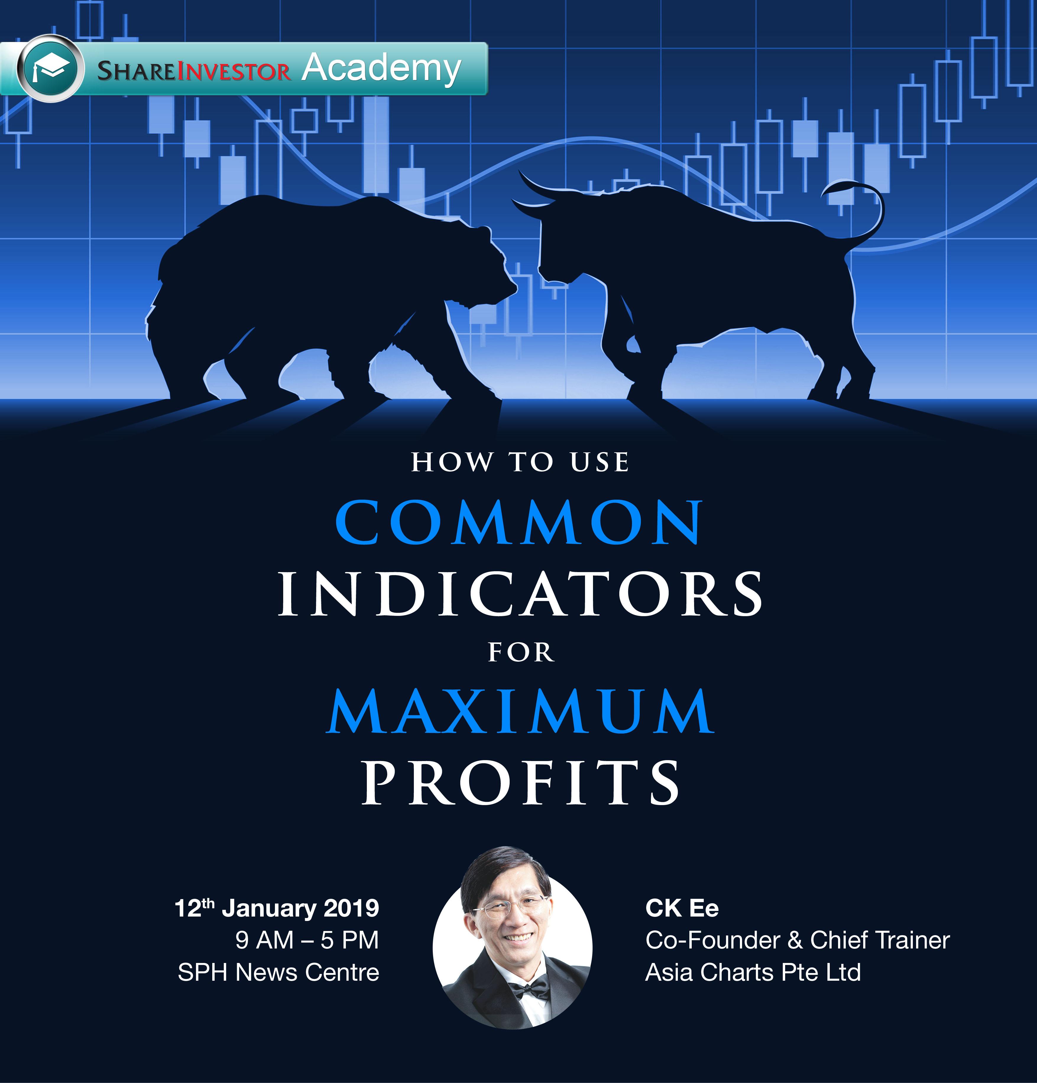 How To Use Common Indicators For Maximum Profits