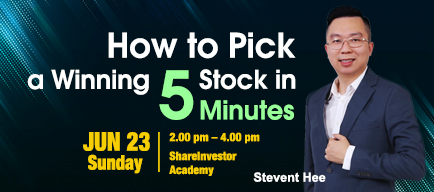 How to Pick a Winning Stock in 5 Minutes
