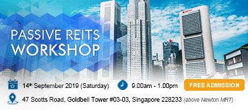Passive REITs Workshop