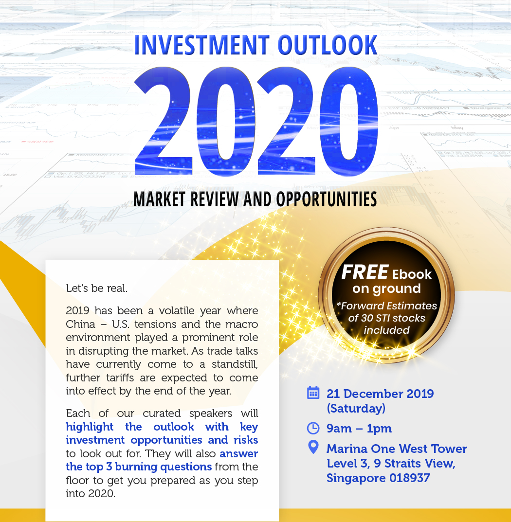 Investment Outlook 2020 - Market Review and Opportunities