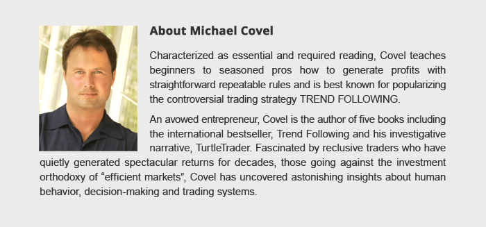 About Michael Covel