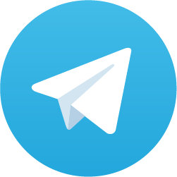 Keep in touch with us on telegram