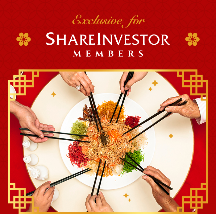 Exclusive for ShareInvestor Members