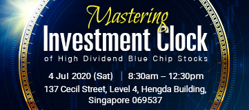 Mastering the Investment Clock of High Dividend Blue Chip Stocks