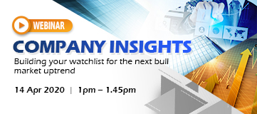 Webinar: Company Insights - Building Your Portfolio