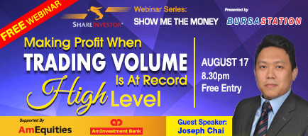 [Webinar] Making Profit When Trading Volume Is At Record High Level
