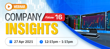 Company Insights Series - Volume 16